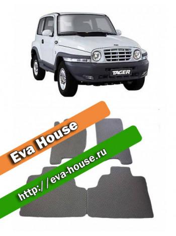 Автоковрики для ТагАЗ Tager (2008-2011)